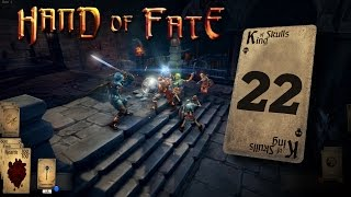 Hand Of Fate #022 - die Todlose ohne Blocken