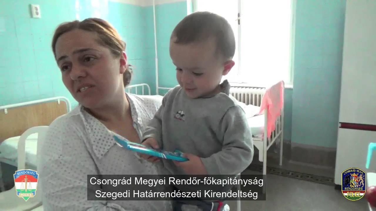 Úszva próbáltak Magyarországra jönni a bevándorlók, öt irakit mentettek ki a Holt-Tiszából - videó