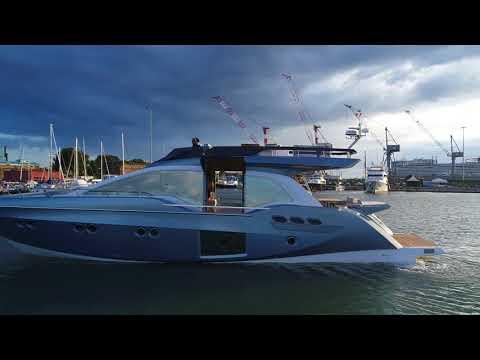 FLY 21 Gullwing serie Flybridge Line - Sessa Marine Yacht