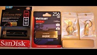High Capacity USB Flash Drives - Good vs Bad - LIVE
