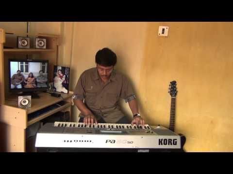Ajeeb Dastan Yeh Instrumental Keyboard By Pramit Das Film DilApnaAurPreetParai...