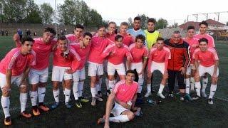Békéscsaba Labdarúgó Akadémia - Grosics LA Gyula U19  összefoglaló