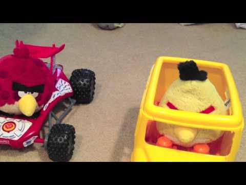 Angry Birds Go Plush Episode 4.5: Stunt Part 2