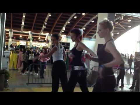 Evento Fitness Sport Benessere 2012 Macumba Union Latina Europea e Blu Caribe