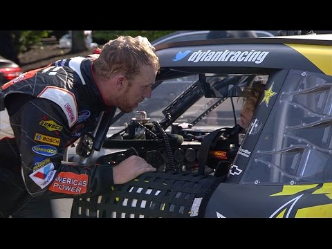 Smith vs. Kwasniewski After Race @ 2014 NASCAR Nationwide Watkins Glen