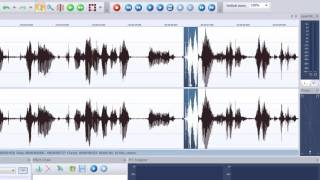 Audio Editor- Best Free  MP3 Editors (2 Free Audio editing and recording software)