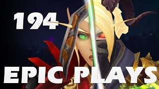 Epic Hearthstone Plays #194