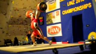 Weightlifting World Record - 203kg