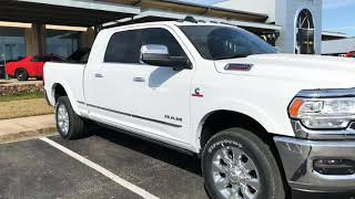 2019 Ram 2500 Mega Cab Limited Peters Dodge Robby Bunch