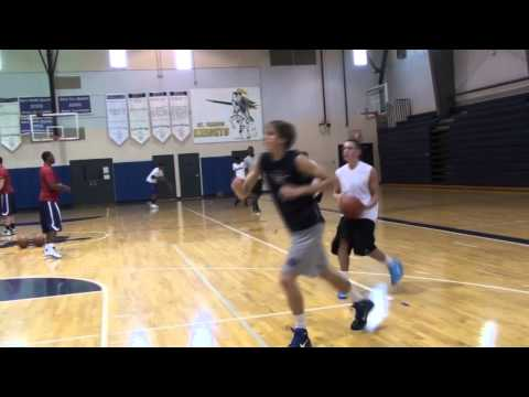 2011 Elite Hoops Basketball Skills Training with St Francis High School - 09/28/2011