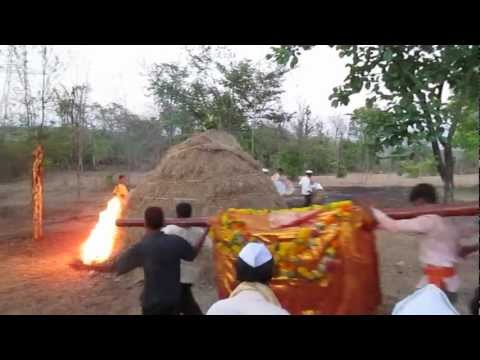 Holi Festival in Konkan, Palkhi (Shimgostav)- At Post kokare, Tal. Chipalun, Dist. Ratnagiri Part 2