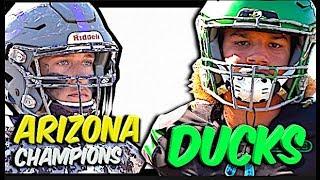 🔥🔥 13U IE Ducks (CA) vs Western AZ Champions | AYF Championship Game 2018