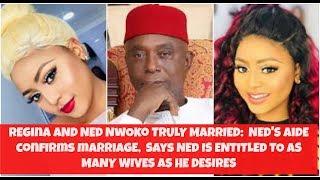 Why Regina Daniels Married 59yr Old Billionaire  Ned Nwoko