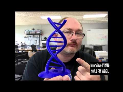 Grand Rapids 3D Printing with Aaron Brown from AxisLab