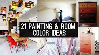 (15.5 MB) 21 Home Painting and room color ideas Mp3