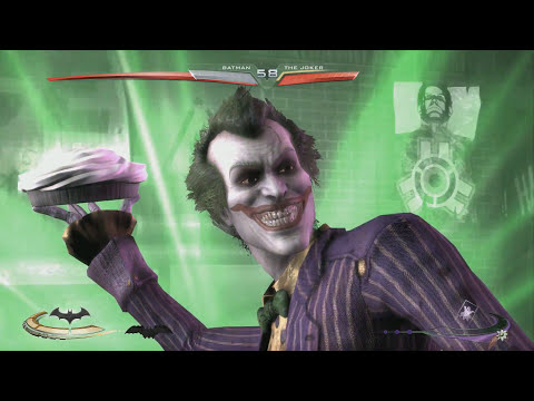 Injustice: Gods Among Us (Ultimate Edition) - PC Gameplay - Max Settings