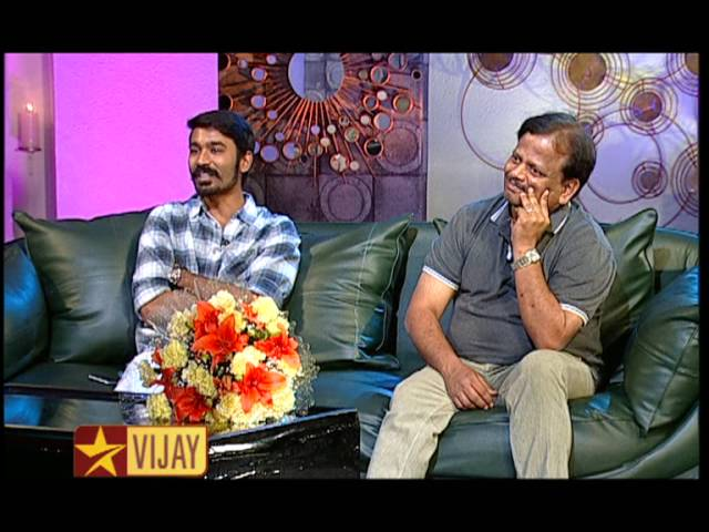 Koffee with DD - Dhanush and K V Anand   22nd February 2015   Promo 4