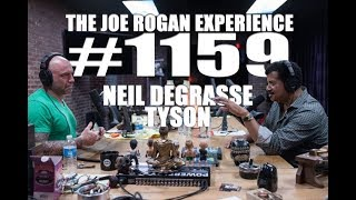Joe Rogan Experience #1159 - Neil deGrasse Tyson