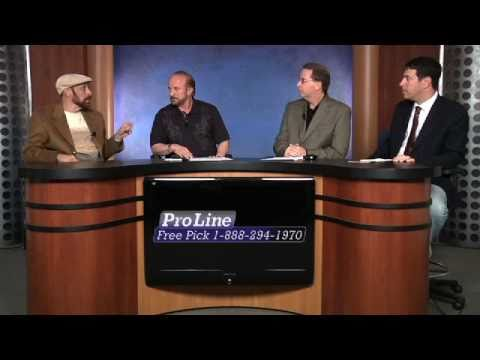 Proline – Week 9 – 2010 Football Handicapping Show