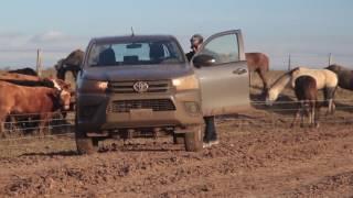 Toyota Hilux 2.4 DX 4x4 - Test - Matías Antico - TN Autos