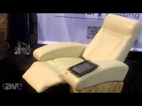 CEDIA 2013: Cineak Looks at Complete Control System Integration in Chairs