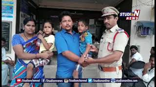 Police App Reunites Lost Child With Family In Meerpet | Hyderabad