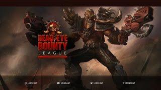 Dead Eye Bounty League Ro4 - Sync vs DRz game 2