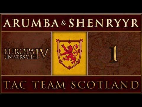 Europa Universalis IV TACTeam Scotland 1