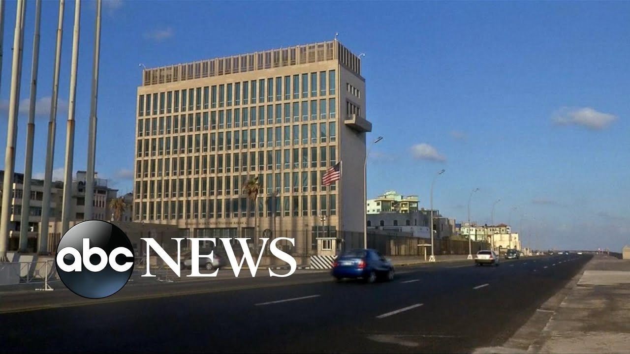 U.S. diplomats suddenly fall ill in Cuba