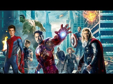 Spider-Man Producer Considering 'The Avengers' Crossover