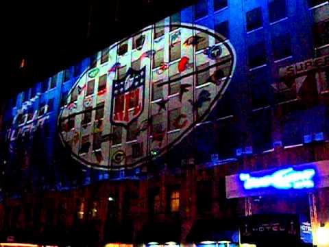 Super Bowl Village, Bud Light Hotel
