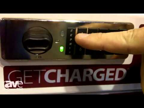 InfoComm 2015: KwikBoost Shows Charging Locker