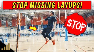 HOW TO: STOP MISSING LAYUPS!