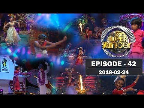Hiru Super Dancer   Episode 42   2018-02-24