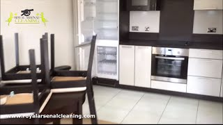 End of tenancy cleaning flat 82 Vancouver House Surrey Quays