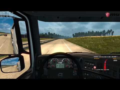 #696 Let's Play Euro Truck Simulator 2 - E4 - Ziel erfolgreich erreicht - ETS2 Deutsch