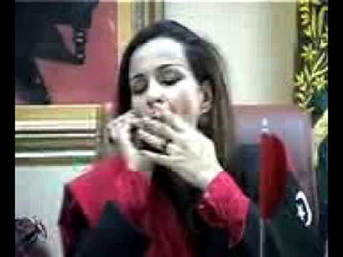 SHERRY REHMAN SMOKING SCANDAL