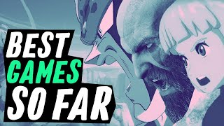 The Best Games of 2018 So Far