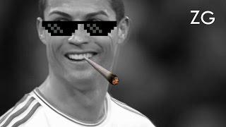 Cristiano Ronaldo - Thug Life Compilation / 2015 HD