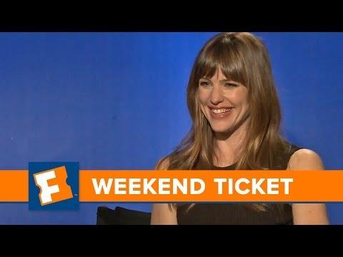 Rio 2 and Draft Day, Guest: Jennifer Garner - Week of 4/7/14 | Weekend Ticket | FandangoMovies