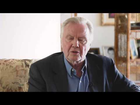 Jon Voight's Message to the people of Israel