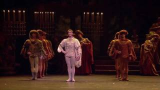 Prokofiev Romeo and Juliet - Tamara Rojo & Carlos Acosta - Act I, Scene 2 (Dance of the Knights)