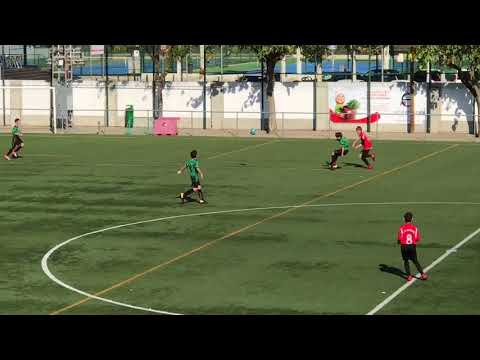 Ripollet vs F.B.Montcada Infantil A - 2017/18