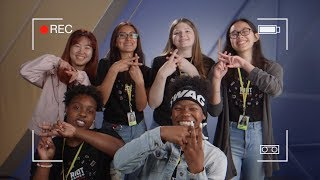 Riot Games | Girls Who Code Summer Immersion Program 2019