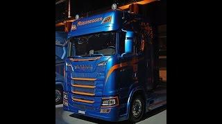 Scania Kundenporträt: Rüegsegger Transporte