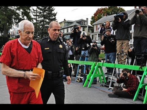 Would Jesus Kill Jerry Sandusky?