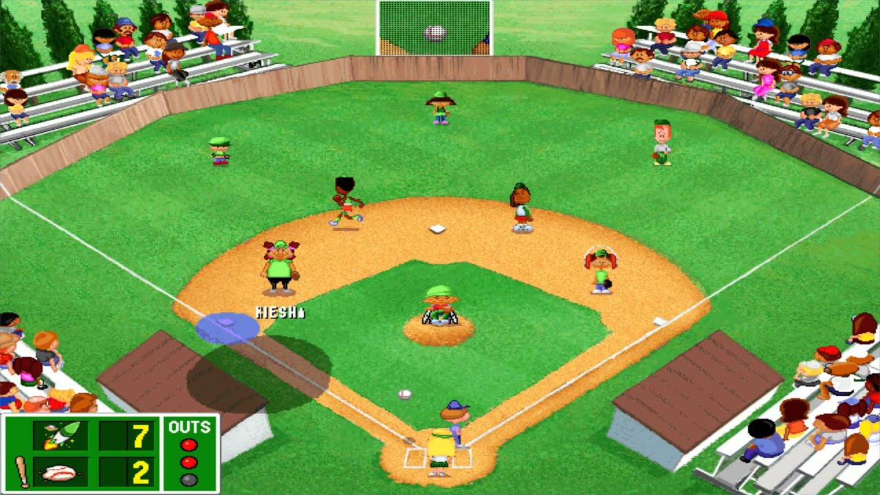 Let S Play Backyard Baseball Part 33 But Wait There S