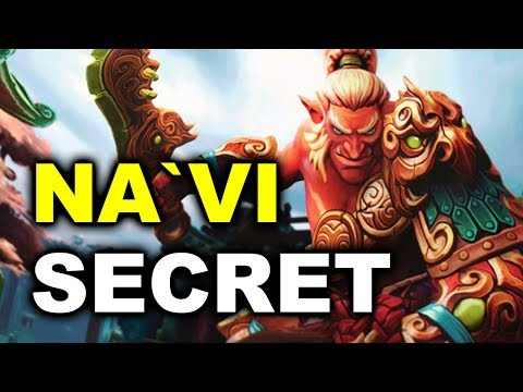 NAVI vs SECRET - Absolute Disaster! - EPICENTER EU Final DOTA 2