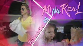 MiNa Real | - Valentina ganhando boneca - Episódio 46
