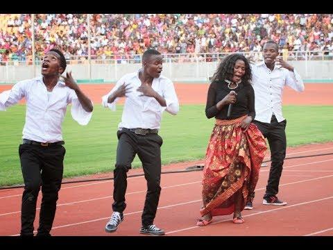 Tutamgusa    Rose Muhando Ft. Daudi    Official Video 2017